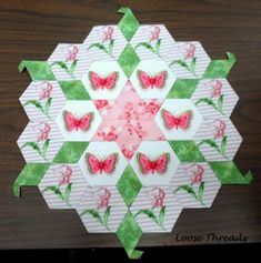 Loose Threads: English Paper Piecing Addiction Club