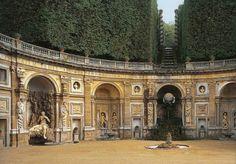 Villa Aldobrandini gardens - Frascati - Italy