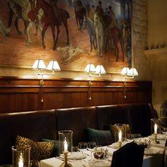 """""""Tweedland"""" The Gentlemen's club: oh là là ! C'est Ralph à Paris! Boulevard Saint Germain."""