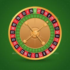 Buy Realistic Roulette Wheel by macrovector on GraphicRiver. Realistic casino roulette isolated on green background vector illustration. Editable EPS and Render in JPG format Doubledown Casino, Live Casino, Casino Royale, Casino Games, Table Roulette, Roulette Game, Roulette Strategy, Online Roulette, Casino Theme Parties