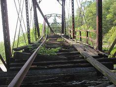 toe river bridge
