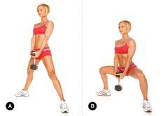 Oxygen Beach Body Circuit Workout - Oxygen Women's Fitness