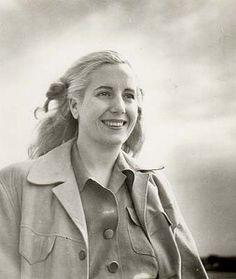 Evita Peron ~ Evita (María Eva Duarte de Perón May 7 1919 – July 26 1952)
