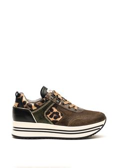 Trainers, Platform, Sneakers, Leather, Shoes, Fashion, Tennis, Tennis, Moda