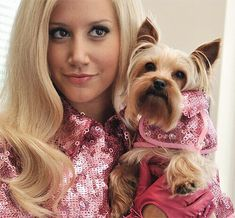 Sharpay and Boi High School Musical Cast, Ashley Michelle, Evans, Elle Woods, Disney Channel Stars, Ashley Tisdale, Iconic Characters, Photo Wall Collage, Mean Girls
