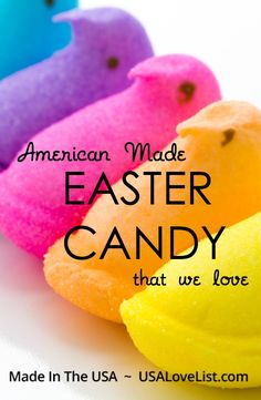 Made in usa easter treats tell the easter bunny to buy american made in usa easter treats tell the easter bunny to buy american easter and easter bunny negle Images