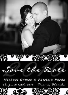 save the date wedding cards i MUST create myself! LOVE LOVE LOVE!