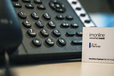 Ελάτε σε επικοινωνία μαζί μας στο ☎️ 2810319485 να συζητήσουμε τις ανάγκες της δικής σας επιχείρησης! #imonline #wwwhatsnext #website #webdesign #socialmediamarketing Office Phone, Landline Phone, Website, Photos, Pictures