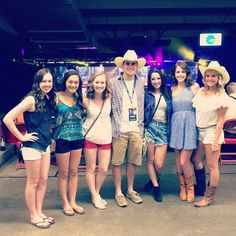 #decaicdc on Instagram @jeremygsmith #DECAICDC Day 3 Brett Eldredge/Easton Corbin concert with these #DECAdimes