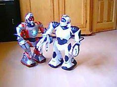 Robot RS-Media+Robosapien V2
