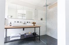 The Block Fan Vs Faves – Master Bedroom, Walk in Wardrobe and En suite reveal Kyal and Kara > Beaumont Tiles