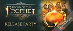 """Coffee and Books: Release Party: """"Blood of the Prophet"""" di Kat Ross"""