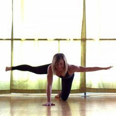 These advanced yoga poses put a challenging spin on classic moves, and take your…