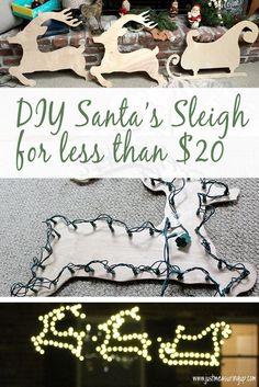 Diy Christmas Yard Decorations, Diy Yard Decor, Diy Christmas Lights, Christmas Yard Art, Decorating With Christmas Lights, Christmas Wood, White Christmas, Christmas Crafts, Xmas