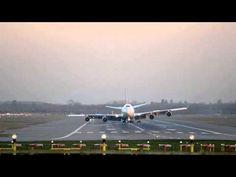 Virgin Atlantic Boeing 747 VS43 Gatwick Emergency Landing with Radio