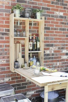 How to Build a Murphy Bar | Hunker