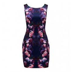 http://www.forevernew.com.au/50-off-selected-dresses/lydia-printed-bodycon-dress-22143801?colour=Floral+Mirror+Print forever new Lydia dress. Just like my Jessica racer back dress. Want this!
