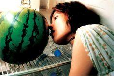 """La Saveur de la pastèque"" de Tsai Ming-Liang, programmé le samedi 26/03 à 21h."