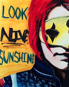 "Danger Days: The True Lives of the Fabulous Killjoys by My Chemical Romance  --Love ""Look Alive Sunshine"", ""Na Na Na Na Na Na Na Na Na"", and ""Sing""  You HAVE to listen to these songs!!!!!!!"