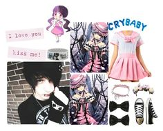 """Dressing like Ciel did -J"" by kawaii-kittens2 ❤ liked on Polyvore featuring art"