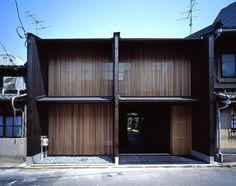 Machiya-model|魚谷繁礼 京都型住宅モデル