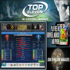 10 Must-Play Facebook Games Apps You Need Now - Top Eleven Be A Football Manager