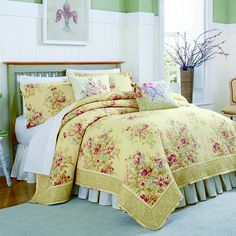Mary Janes Home Vintage Lace Bedding