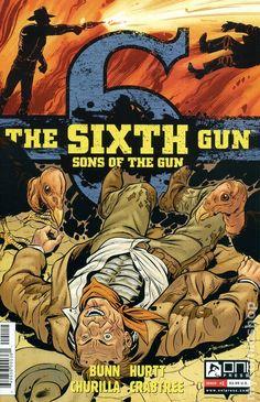 Sixth Gun Sons of the Gun (2013 Oni) 1B