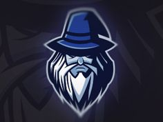 Esport logo Holy Reapers on Behance | Mascot Branding And Logos ...