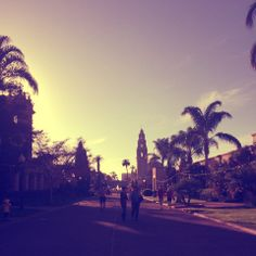 There's nothing quite like a stroll in beautiful Balboa Park. #sandiego
