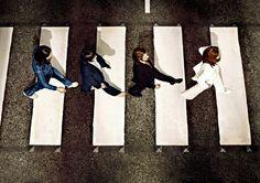 Foto rara... Abbey Road