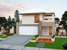 Photo of a house exterior design from a real Australian house - House Facade photo 588126