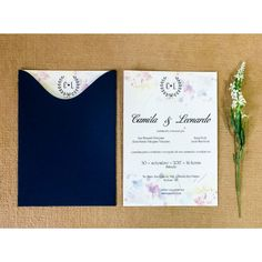 Estilo - Convites de Casamento