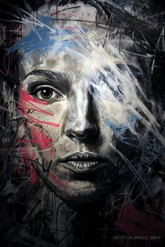 David Walker creates extraordinary spray-painted graffiti artworks