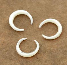 Cute Crescent Horns Moon Stud Earrings Simple Tiny Half Moon Stud Earrings Jewelry For Women Sophisticated Technologies Earrings Generous 10pair Stud Earrings