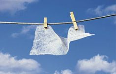 No More Mosquitoes: Place a dryer sheet in your pocket. It will keep the mosquitoes away.