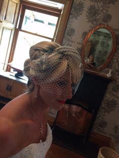 Bridal hair by karin @SL HAIRDRESSING