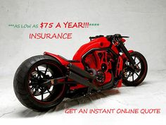 Motorcycle insurance provides coverage for bodily injury liability and property damage casualty liability in the event you are involved in an accident on your motorcycle or scooter.