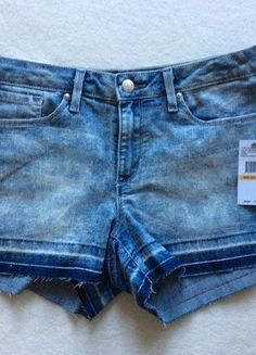Buy my item on #vinted http://www.vinted.com/womens-clothing/jean-shorts/22540966-new-jessica-simpson-ace-fray-hem-denim-shorts-size-29