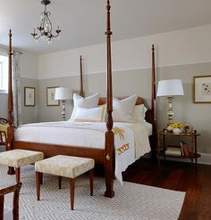 Exceptional Chair Rail In Bedroom   Sarah Richardson Design