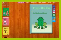 Children's Writing - Make a Book at Batalugu
