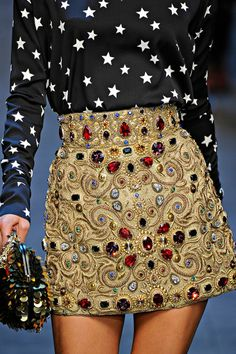 dolce and gabbana 2013 | Found on style-is-style.tumblr.com