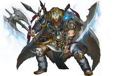 No.389 屠龍者 ‧ 貝奧武夫 Beowulf the Dragonslayer  #神魔之塔 #神魔_不死英雄