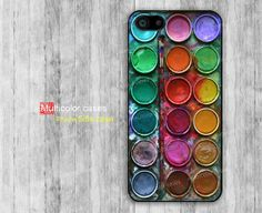 iPhone 5s case iPhone 5 case Water color paint by multicolorcases, $6.99