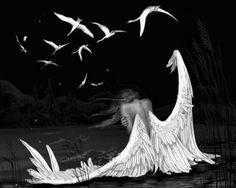 angeles caidos - Buscar con Google