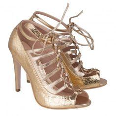 sandalia-dourada Luiza Barcelos