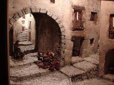 La Pobla de Lillet: diorames i pessebre vivent | Just another WordPress.com weblog
