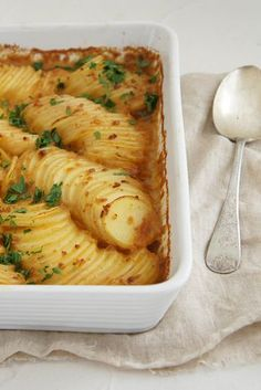 "French Onion Potato Bake - ""I have been making this for years & we all love it"" - miffy46"