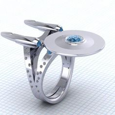I would marry anyone who gave me this ring.