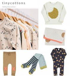 moda infantil_ tinycottons  moodboard Oh my mum!